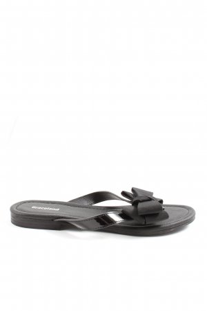 Graceland Dianette sandalen zwart casual uitstraling