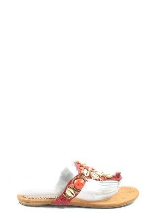 Graceland Sandalias Dianette multicolor elegante