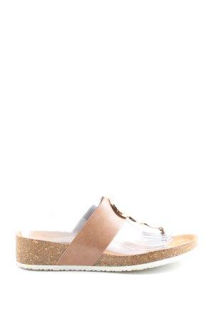Graceland Flip Flop Sandalen braun Casual-Look