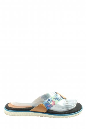 Graceland Flip Flop Sandalen abstraktes Muster Casual-Look