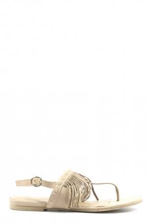 Graceland Flip Flop Sandalen wollweiß Casual-Look