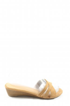 Graceland High Heel Sandaletten nude Casual-Look