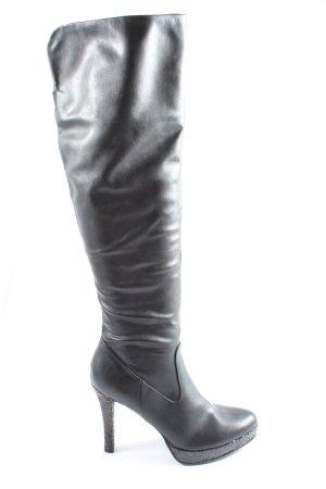 Graceland High Heel Stiefel schwarz Elegant