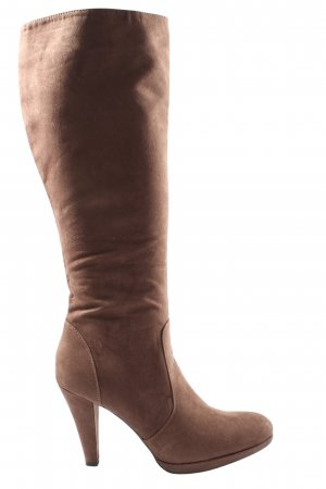 Graceland High Heel Stiefel braun Casual-Look