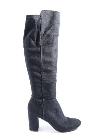 Graceland High Heel Stiefel schwarz Business-Look