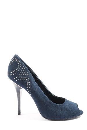 Graceland High Heels blau Elegant