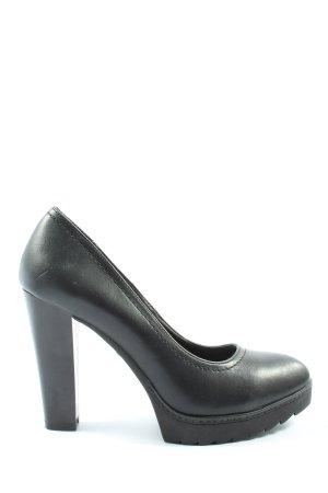 Graceland High Heels schwarz Casual-Look