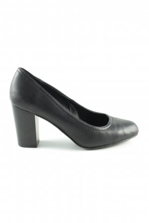 Graceland High Heels schwarz Business-Look