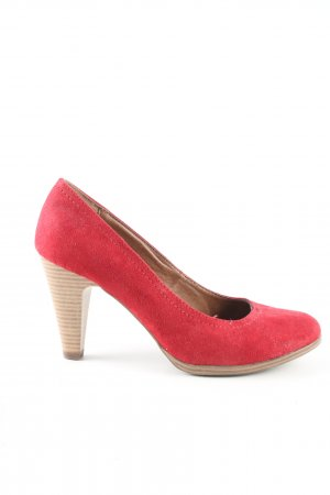 Graceland High Heels rot Casual-Look