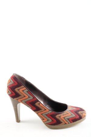 Graceland High Heels mehrfarbig Casual-Look