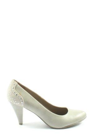Graceland High Heels weiß Elegant