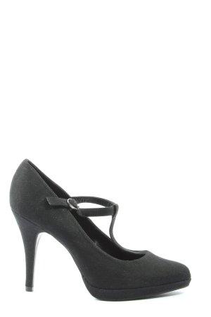 Graceland High Heels schwarz Elegant