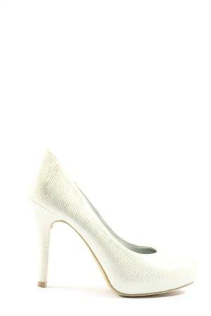 Graceland High Heels weiß Casual-Look