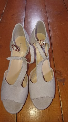 Graceland high heels rosa gr 40
