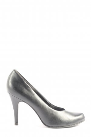 Graceland High-Front Pumps light grey business style