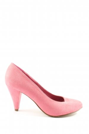 Graceland Hochfront-Pumps pink Casual-Look
