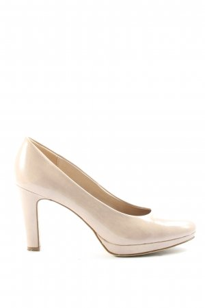Graceland High-Front Pumps natural white casual look