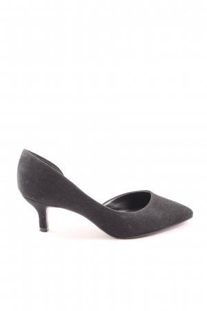 Graceland Hochfront-Pumps schwarz Business-Look