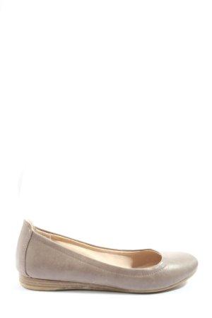 Graceland Klassische Ballerinas braun Casual-Look