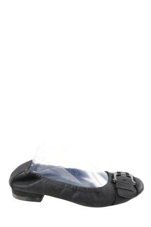 Graceland Klassische Ballerinas schwarz Casual-Look
