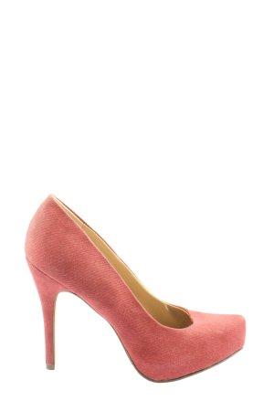 Graceland Klassische Pumps pink Elegant