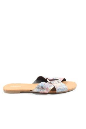 Graceland Comfortabele sandalen dierenprint elegant