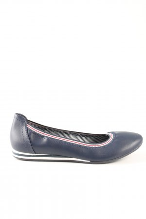 Graceland Lackballerinas blau Casual-Look