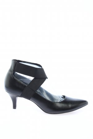 Graceland Mary Jane Pumps black business style