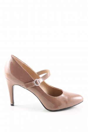 Graceland Mary Jane Pumps nude Business-Look