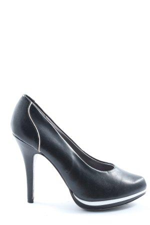 Graceland Mary Jane Pumps schwarz Elegant