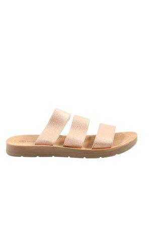 Graceland Outdoor Sandals nude casual look