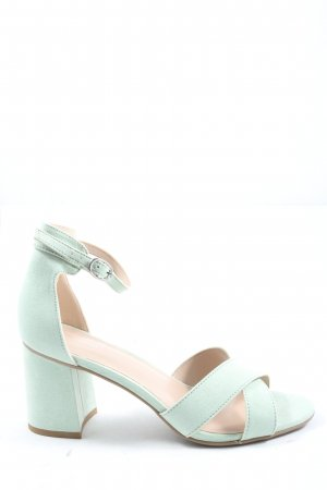 Graceland Riemchen-Sandaletten weiß Elegant