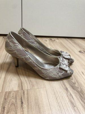 Graceland Pumps Schuhe spitze 39
