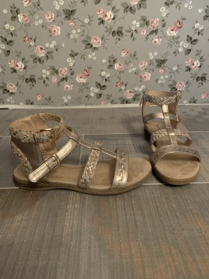 Graceland Sandaletten beige Gr. 36