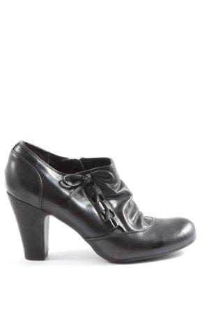 Graceland Loafers zwart casual uitstraling