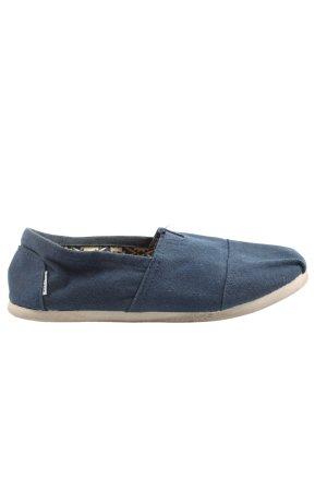 Graceland Schlüpfsneaker blau Casual-Look