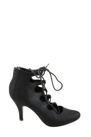 Graceland Aanrijg Pumps zwart casual uitstraling
