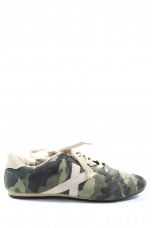 Graceland Schnürsneaker Camouflagemuster Casual-Look