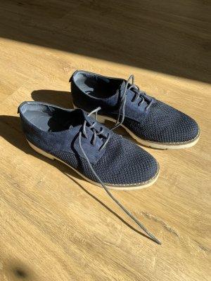 Graceland Sailing Shoes dark blue