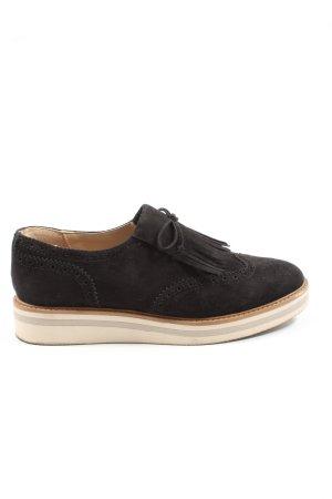 Graceland Pantofola nero stile casual