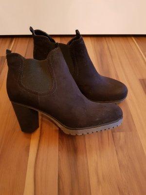 Graceland Stiefelette schwarz, 40