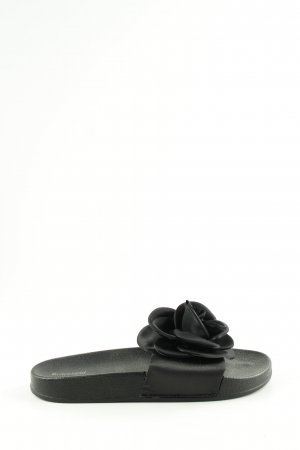 Graceland Beach Sandals black casual look