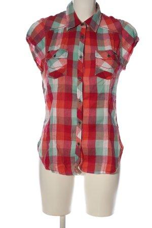 Gracia Chemise de bûcheron motif à carreaux style décontracté