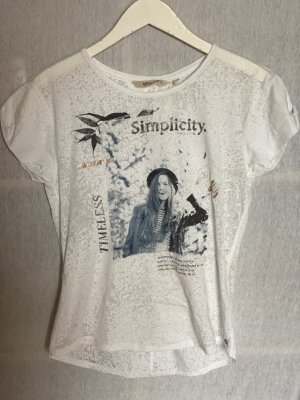 Gracia T-shirt blanc
