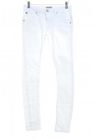 Gracia Skinny Jeans wollweiß Casual-Look