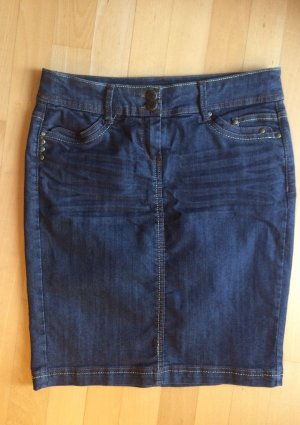 Grain de Malice jeans Rock blau Größe 38