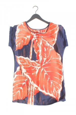 Grain de Malice Longbluse Größe 38 Kurzarm mehrfarbig aus Polyester