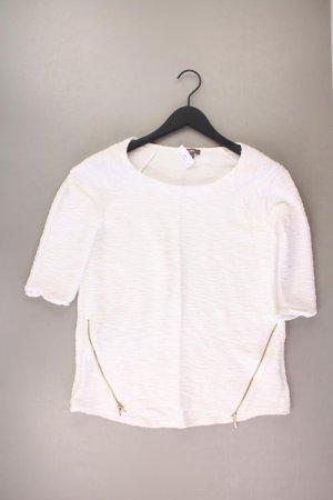Grain de Malice Pullover Größe L weiß