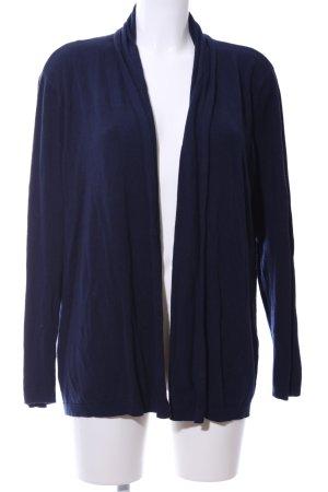grain de malice Strick Cardigan blau Casual-Look