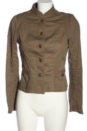 grain de malice Knitted Blazer brown casual look